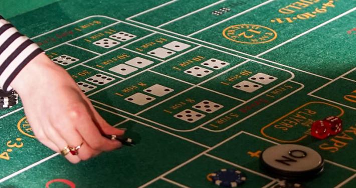 Mingelaktivitet med casino i Stockholm