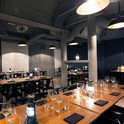 Aktivitet och middag på Gute Grill i Stockholm