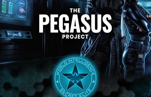 Pegasus Project - Online escape game